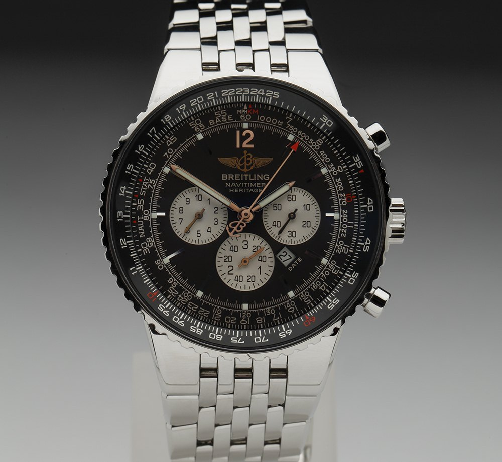 best quality BREITLING NAVITIMER HERITGE A35350A Replica