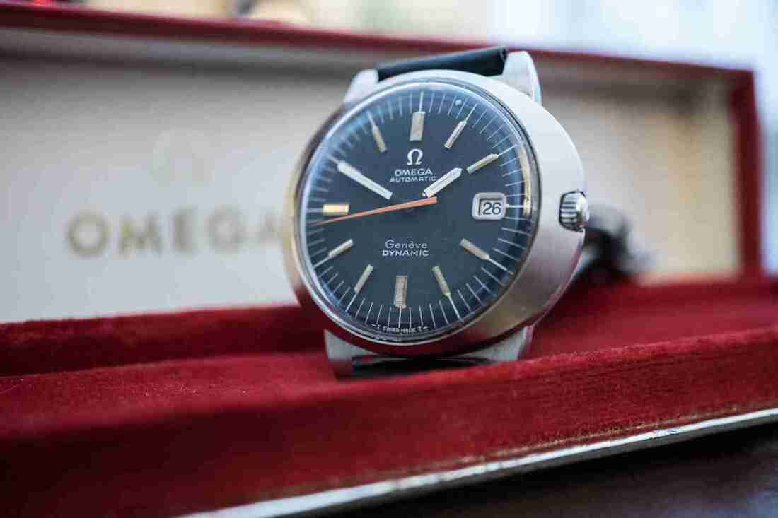 In Depth The Omega Genève Dynamic Automatic Replica Watches Introducing