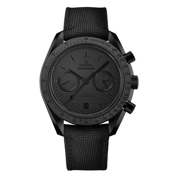Introduce: Omega Speedmaster Dark Side of the Moon Black Black Watch Replica From http://www.watchescloud.co/!