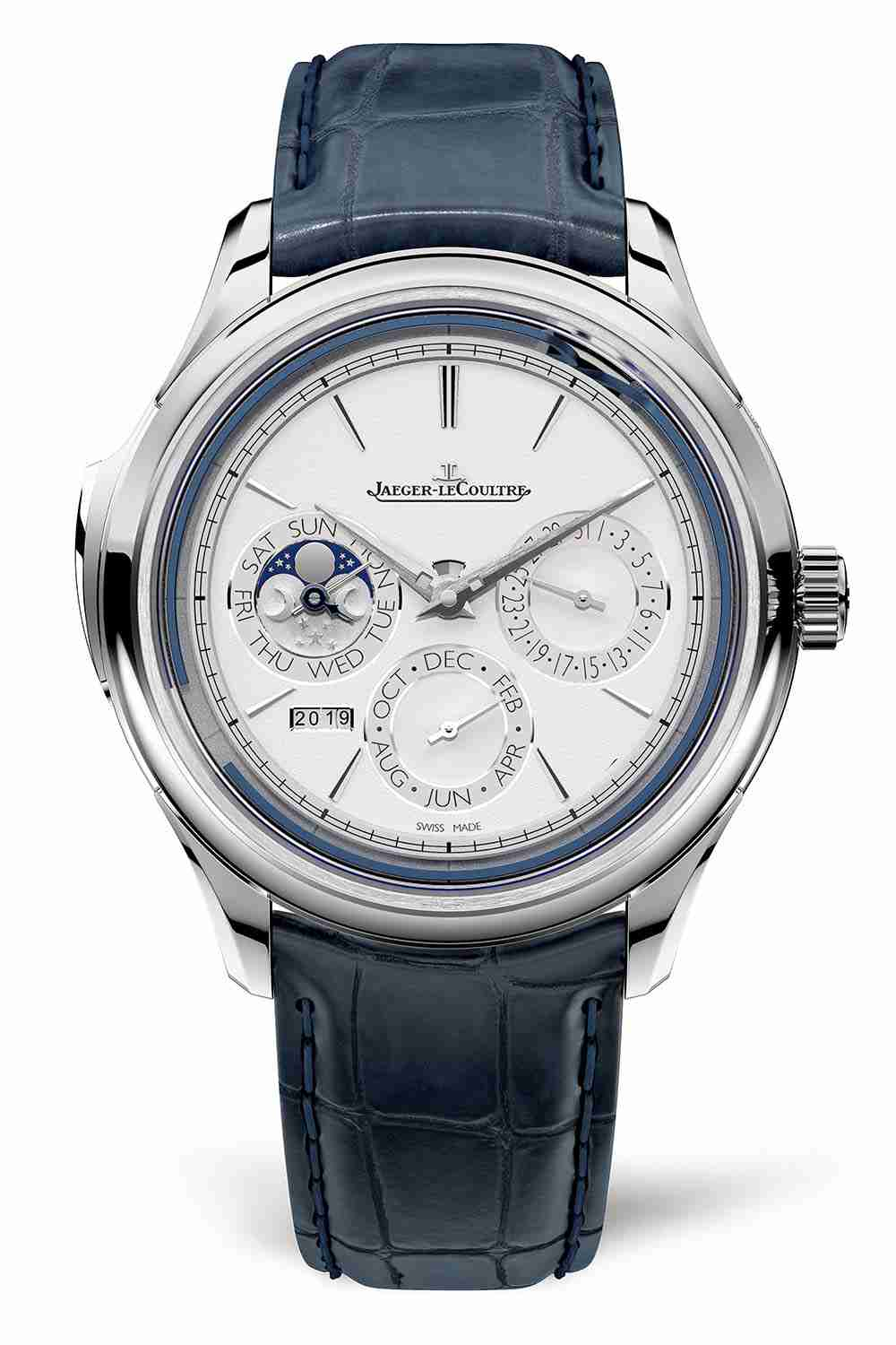 Jaeger-LeCoultre Master Grande Tradition Repetition Minutes Perpetuelle Replica