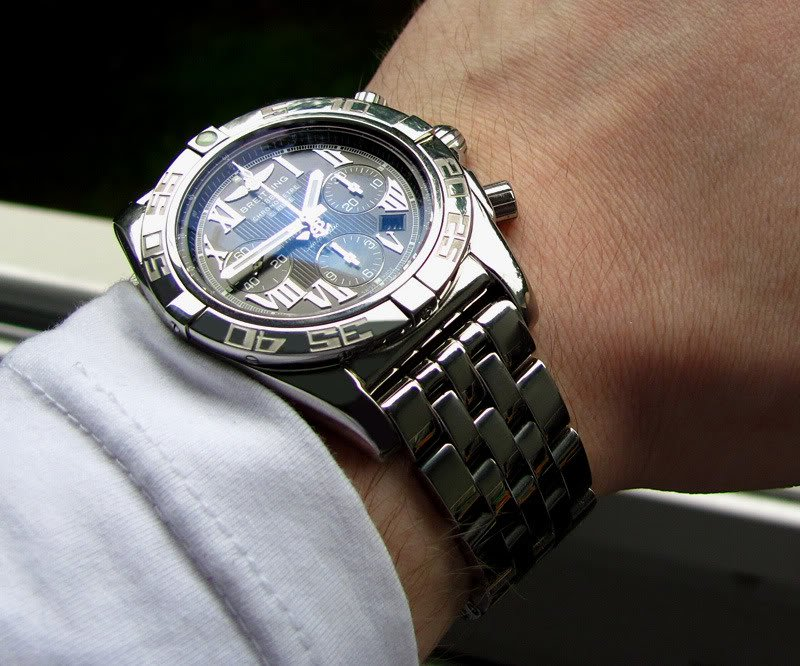 Replica Breitling Chronomat B01 UK Review