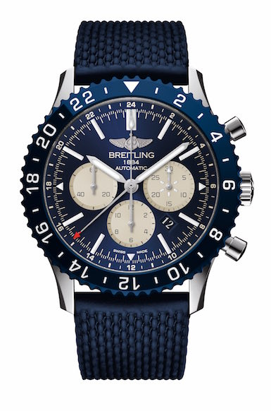 Replica Swiss Breitling Chronoliner B04 Boutique Edition Watch Review
